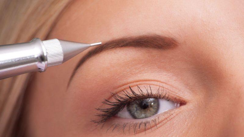 Продвижение студии перманентного макияжа